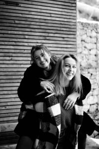 Fotoshooting mit Helena & Selina